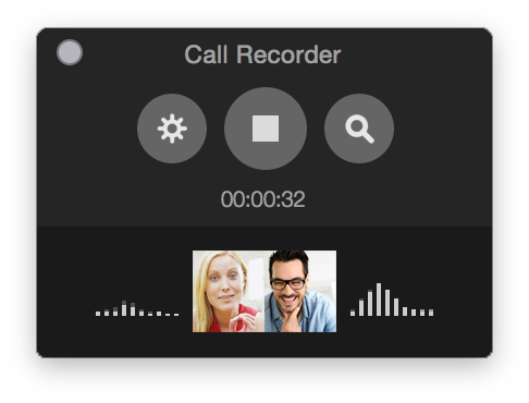 Call Recorder UI