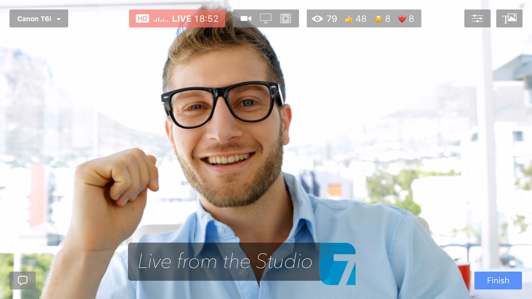 Ecamm Live - Powerful Facebook Live Platform for Mac - Ecamm Network